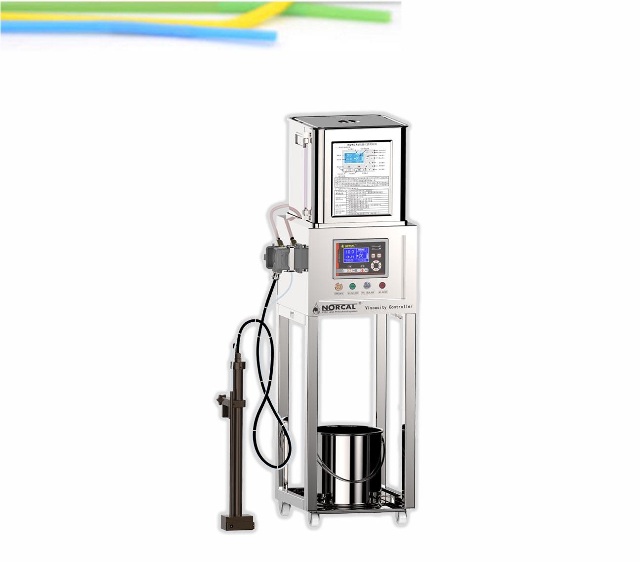 单组式粘度控制仪