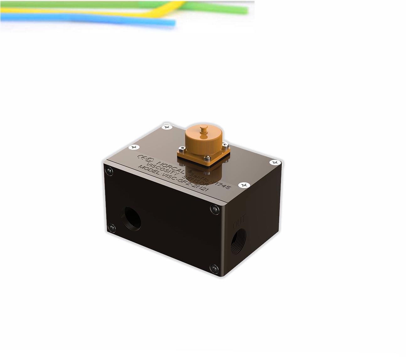 管道式粘度传感器